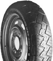 Tempa Spare TR2 Tires