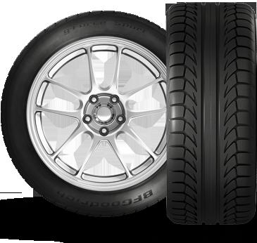 g-Force Sport COMP-2 Tires